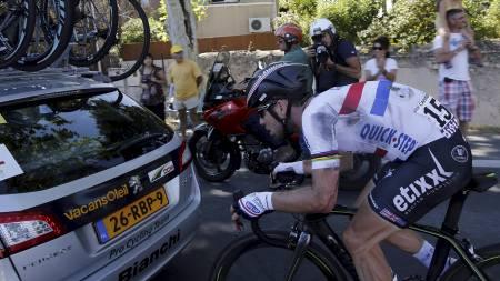 Cavendish (Foto: PASCAL GUYOT/Afp)