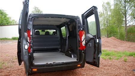 Toyota-Proace-varerom (Foto: Benny Christensen)