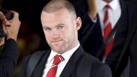REISTE HJEM: Wayne Rooney har forlatt Manchester Uniteds oppkjøringsturné. (Foto: CHAIWAT SUBPRASOM/Reuters)