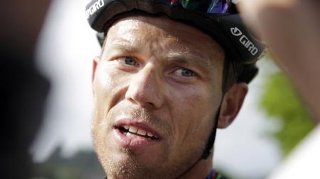 MÅTTE BRYTE: Thor Hushovd vant en etappe   under rittet i Østerrike, men måtte stå av siste etappe.