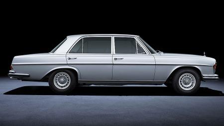 Mercedes har lange og stolte tradisjoner i å bygge luksusbiler.