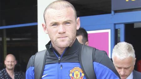 USIKKER FREMTID: Fremtiden til Wayne Rooney i Manchester United   er usikker. (Foto: Eamonn and James Clarke/Pa Photos)