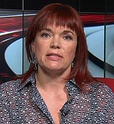 REAGERER: Politisk rådgiver i Amnesty Norge, Patricia Kaatee reagerer kraftig mot dommen til den norske kvinnen i Dubai.