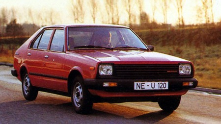En ny, større og mer morderne Datsun Cherry dukket opp i 1978.