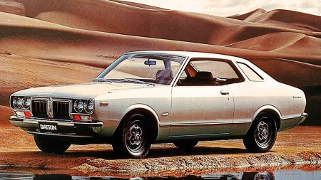 Datsun 180B SSS - en sporty variant over temaet.