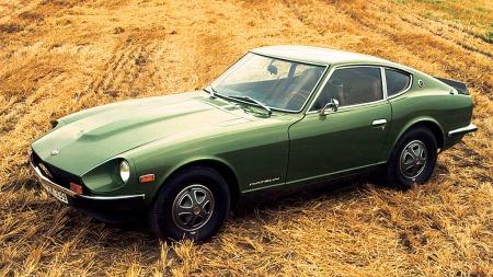 Klassisk sportsbil behøver ikke nødvendigvis være tysk, italiensk eller britisk.