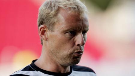 SLÅR TILBAKE: Tom Gulbrandsen angriper klubben hvor han har legendestatus etter overgangssaken med sønnen Fredrik.  (Foto: Stian Lysberg Solum / SCANPIX)