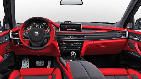 00 BMW X5 interiør 2