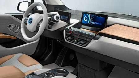 BMW går nye veier med i3-interiøret - dette skiller seg markant fra resten av modellutvalget.