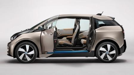 00 BMW i3 profil