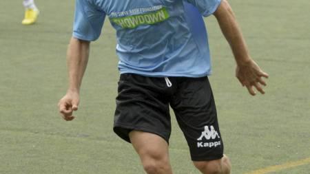PRØVER SEG: Steve Nash skal spille for Inter (Foto: Mike Coppola/Afp)