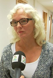TRENGER MIDLER: Unni Fadum Moen, teamleder på helsestasjonen på Fyrstikktorget på Helsfyr i Oslo. (Foto: TV 2)
