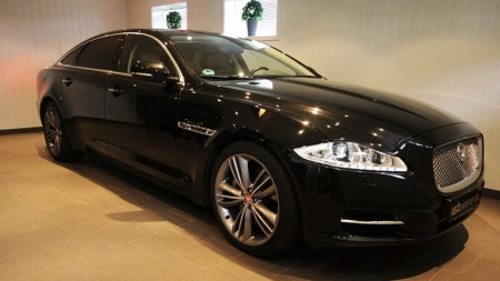Jaguar er noe spesielt - flaggskipet XJ er noe helt spesielt.