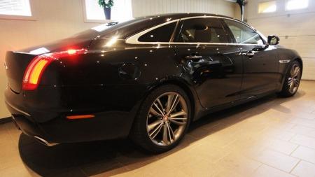 Jaguar går sine egne veier når det kommer til design. Og takk for det!