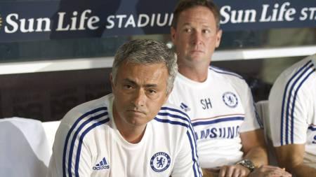 Jose Mourinho (Foto: DON EMMERT/Afp)