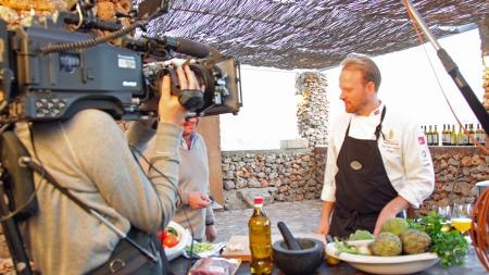 Tom Victor Gausdal i Israel (Foto: TV 2)