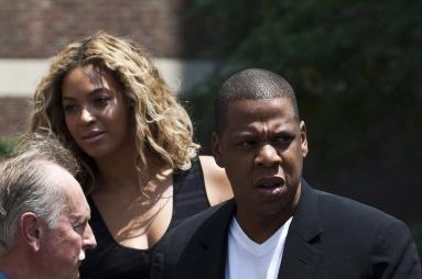 Beyoncé og Jay Z var interesserte i Neverland men la aldri inn et bud. (Foto: Kena Betancur, ©kb/mpb)