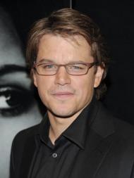 GODE KINN: Matt Damon på verdenspremieren av