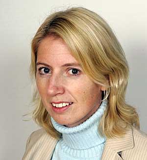 VARSLER ENDRING: Statssekretær Mina Gerhardsen i Kulturdepartementet.