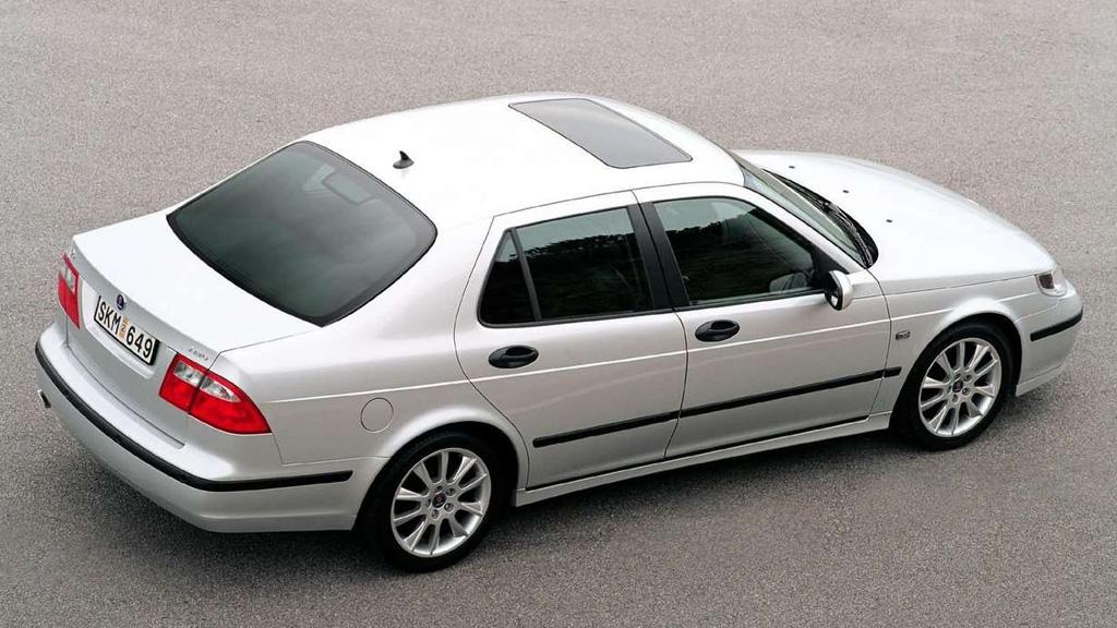 Saab 9-5 var i sin tid en bil som ønsket å bryne seg på premiumkonkurrenter som Audi og BMW. Nå kan du gjøre kupp på den sportslige Aero-modellen med hele 250 hestekrefter.