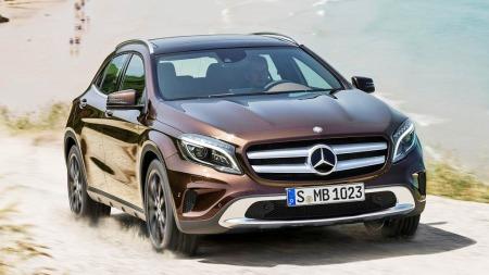 En ny Mercedes er på full fart inn i markedet - nemlig kompakt-SUVen GLA. Dette kan bli en skikkelig Norgesfavoritt - akkurat slik bilen den bygger på er allerede...