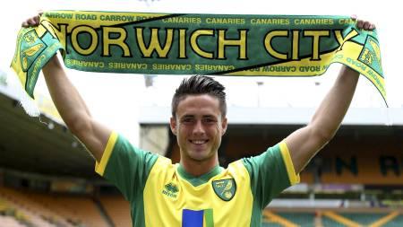 SPENNENDE NYSIGNERING: Ricky van Wolfswinkels overgang til Norwich   er en av sommerens mest spennende. (Foto: Chris Radburn/Pa Photos)