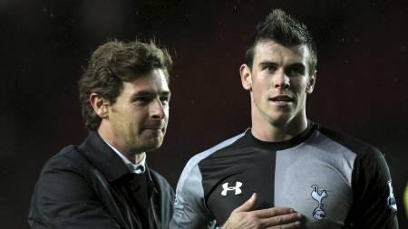 HANS STORE STJERNE: André Villas-Boas håper nok i det lengste på å beholde Gareth Bale kommende sesong. (Foto: PA Wire/Pa Photos)