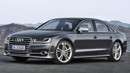 Audi A8 S8 II