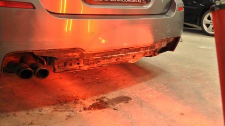 Det trengs ingen lakkboks for å drive med smart repair - og hurtigtørking gjør at du kan få bilen tilbake samme dag som du leverte den.