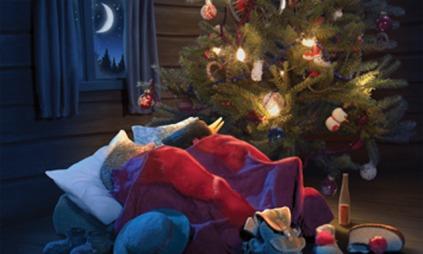 Det nærmer seg jul, og Flåklypa Tidene-redaktør Frimand Pløsen   har lovet bygda snø.