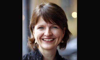 Stolt filmdirektør Nina Refseth (Foto: Åserud, Lise, ©LISE   PEK)