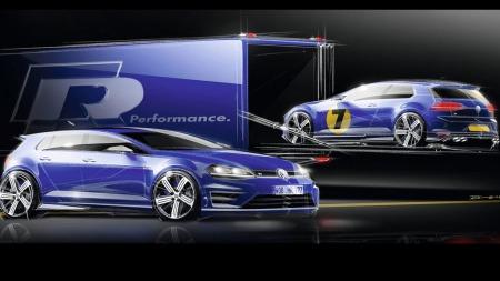 Volkswagen begynner å ha solide tradisjoner med heftige Golf-versjoner. Nå er det klart for helt ny R-utgave.