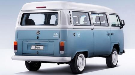 Den har vært i produksjon i 56 år - og det vises også godt på avslutningsmodellen av VW T2. 600 eksemplarer skal bygges av denne.