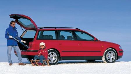 Femte generasjon VW Passat ble solgt i mer enn 4 millioner eksemplarer.