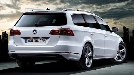 B7 er foreløpig den siste generasjonen av VW Passat, men det kommer nok flere etter hvert...