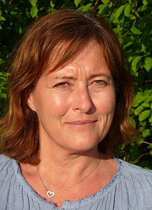 FORSKER: Anne Edvardsen, spesialbioingeniør ved Glitterklinikken, har forsket på kols-sykes oksygenbehov på flytur.
