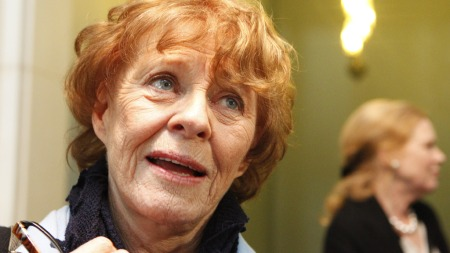 FORTJENT: Kari Simonsen mener Wesenlund fortjener en begravelse på statens regning. (Foto: Roald, Berit)