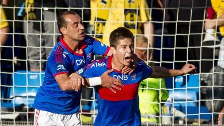 Vålerengas Bojan Zajic og Torgeir Børven er blant spillerne som kan sørge for oddstreff på første dag i september