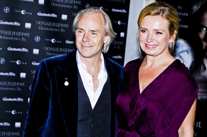 PÅ PREMIERE FOR SIN EGEN FILM: Regissør Harald Zwart sammen med kona og produsent Veslemøy Zwart. (Foto: Grøtt, Vegard)