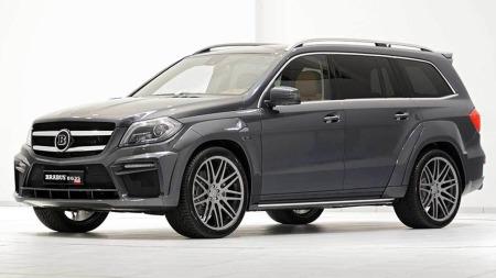 Mercedes GL.