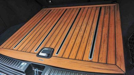 Mercedes ML Brabus skipsgulv