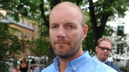 Bård Tufte Johansen. (Foto: Mona Ranum)