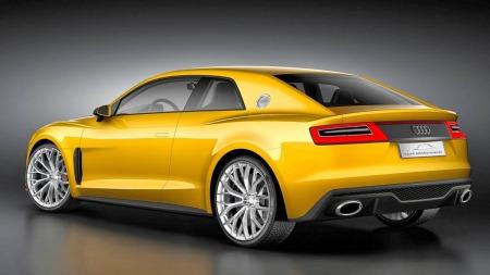 Audi slår på stortromma med konseptbilen Audi Sport Quattro concept - som har 700 hestekrefter. Siden den er hybrid, er likevel utslipp og forbruket imponerende lavt.