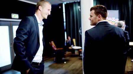 REKORDMANN: John Arne Riise har rekorden i antall spilte landskamper for Norge. Men Brede Hangeland kan slå den. (Foto: Solum, Stian Lysberg/NTB scanpix)