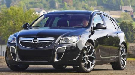 Når en Opel har stor motor og nypris på over en million kroner - da blir også verdtitapet voldsomt.