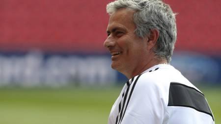 SØNNEN TIL FULHAM: José Mourinhos sønn har signert for Fulham. (Foto: Nick Potts/Pa Photos)