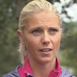 Anne Mette Rustaden ved Norges Idrettshøgskole.