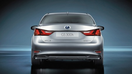 Lexus GS bakfra 2