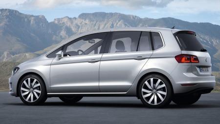 Golf-familien får enda et medlem når dette kommer til neste år - nye Golf Sportsvan.