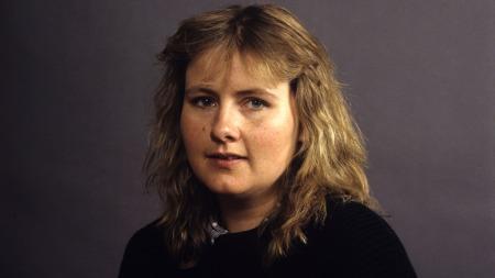 Erna Solberg 1989